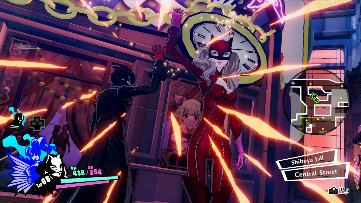 Link a persona 5 strikers – 3