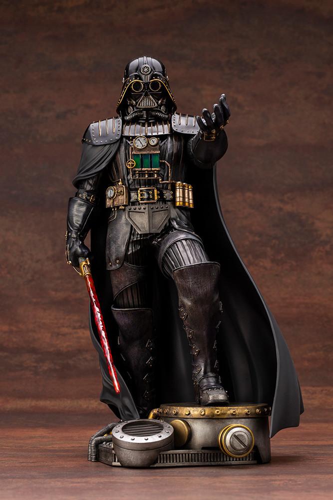 Link a Darth Vader_Kotobukiya_Star wars_ARTFX Artist Series- (2)