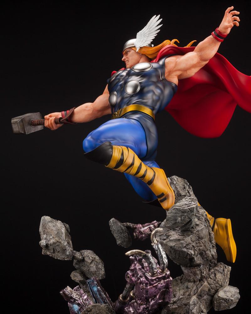 Link a Thor_Fine_Art_Statue_Kotobukiya_Marvel- (14)