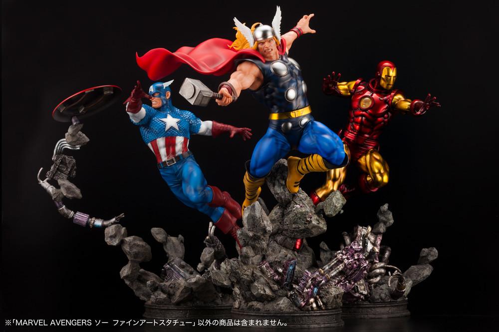 Link a Thor_Fine_Art_Statue_Kotobukiya_Marvel- (17)