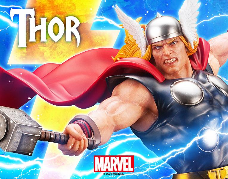 Link a Thor_Fine_Art_Statue_Kotobukiya_Marvel- (19)