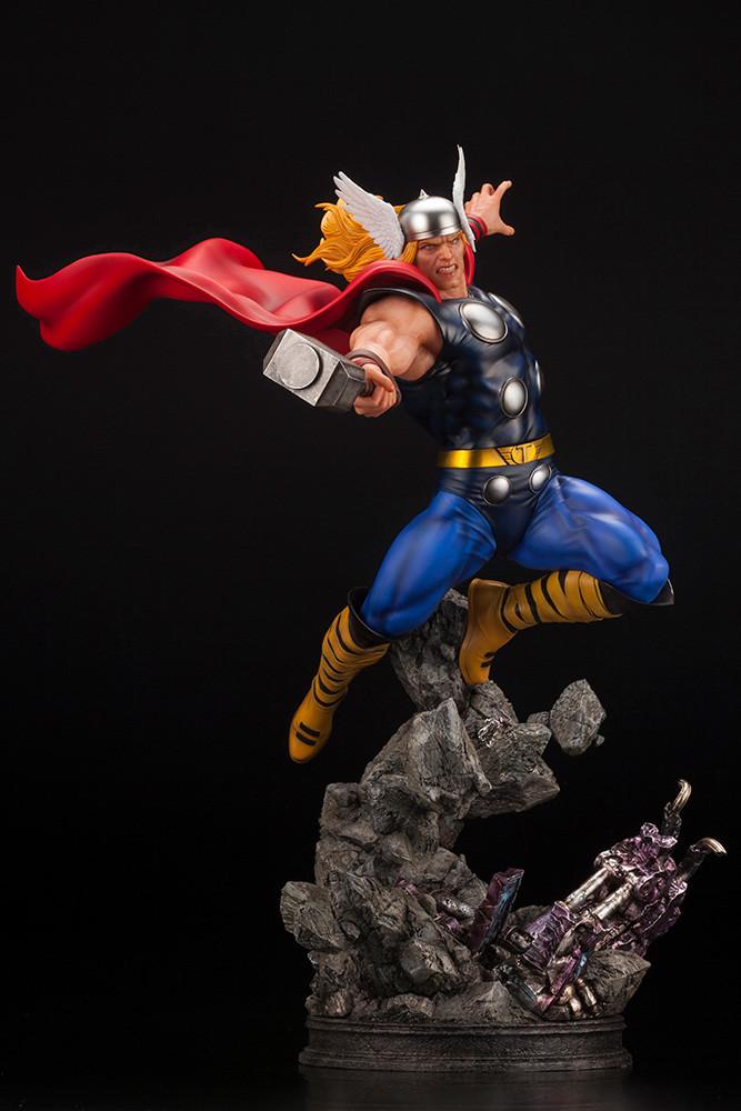 Link a Thor_Fine_Art_Statue_Kotobukiya_Marvel- (7)
