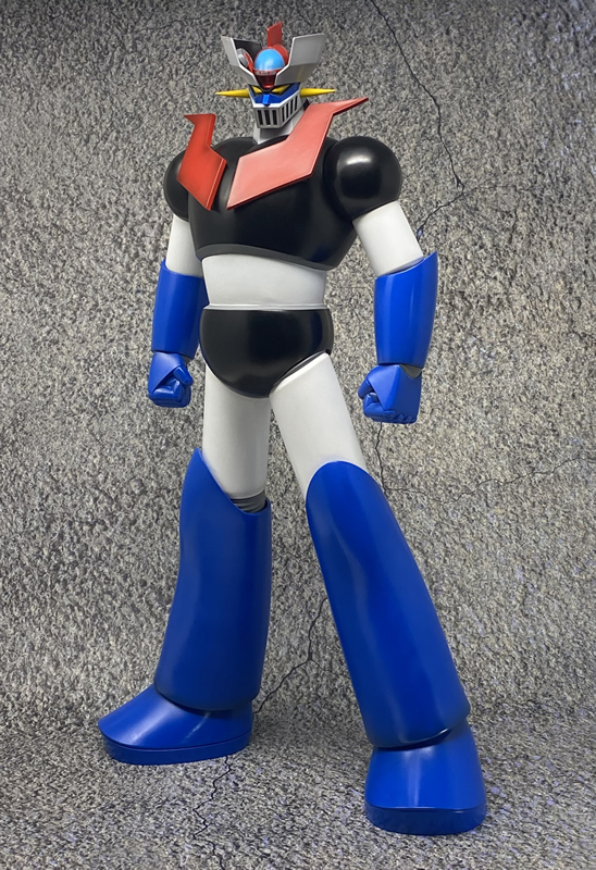 Link a Big Size Soft Vinyl Figure Mazinger Z Repaint ver – JUNGLE – (2)