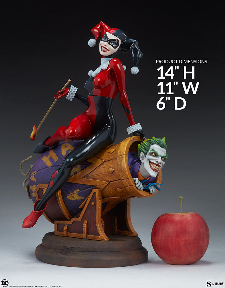 Link a Harley-Quinn-and-The-Joker-Diorama-Sideshow-DC-Statue- (1)