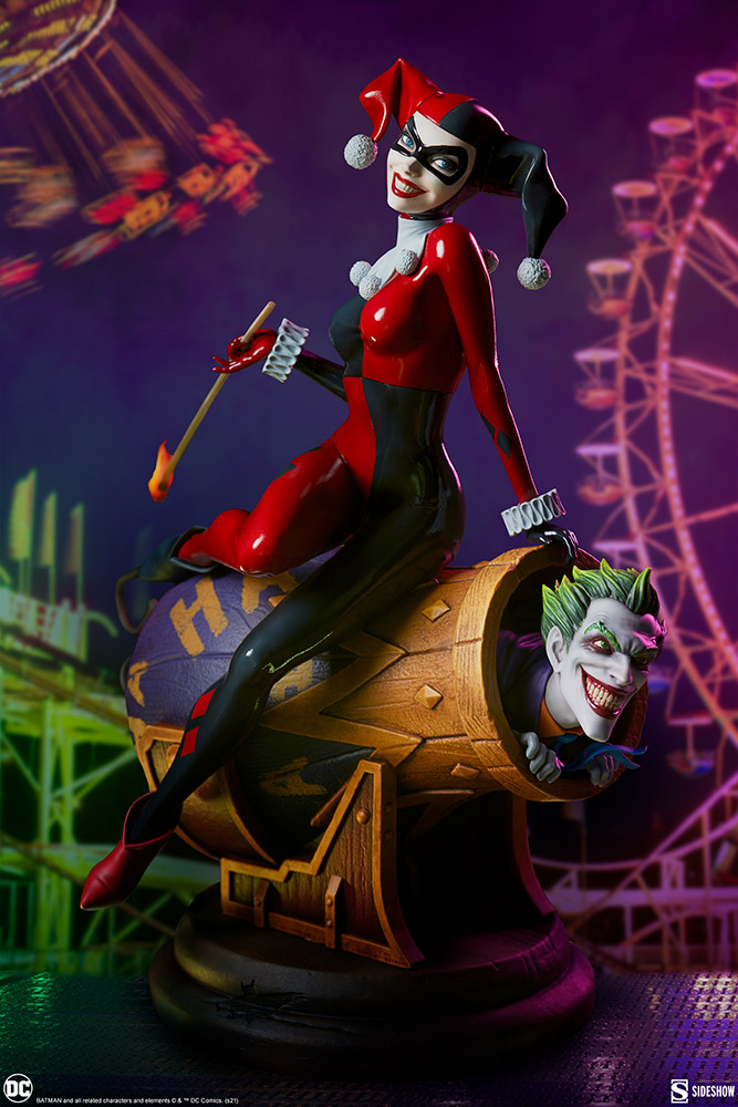 Link a Harley-Quinn-and-The-Joker-Diorama-Sideshow-DC-Statue- (16)