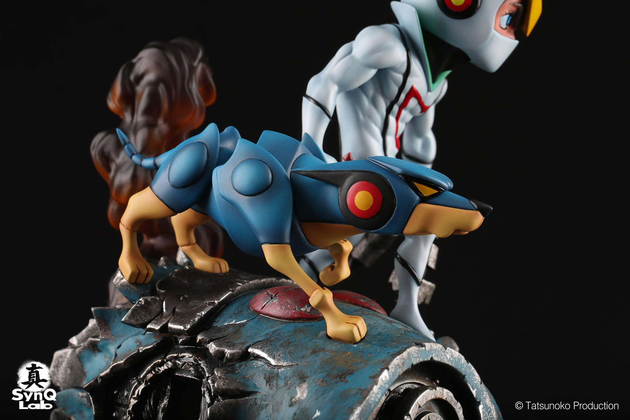 Link a Kyashan_SD Collectible Statue_SynQ-Lab- (12)