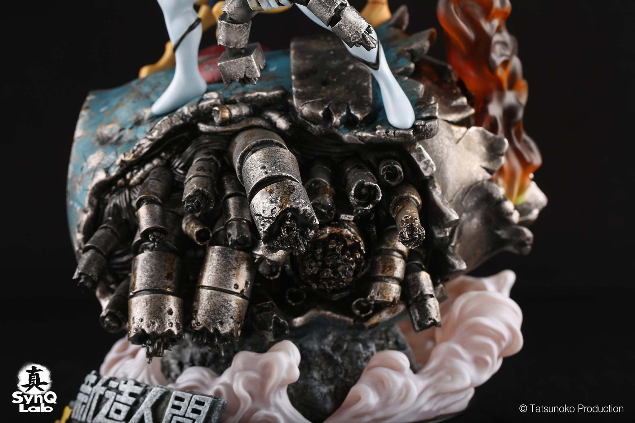 Link a Kyashan_SD Collectible Statue_SynQ-Lab- (13)