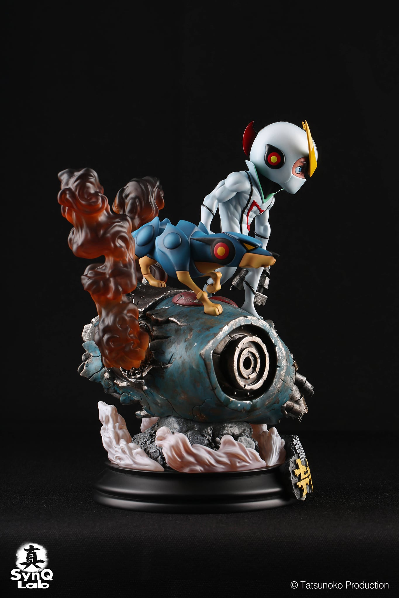 Link a Kyashan_SD Collectible Statue_SynQ-Lab- (4)