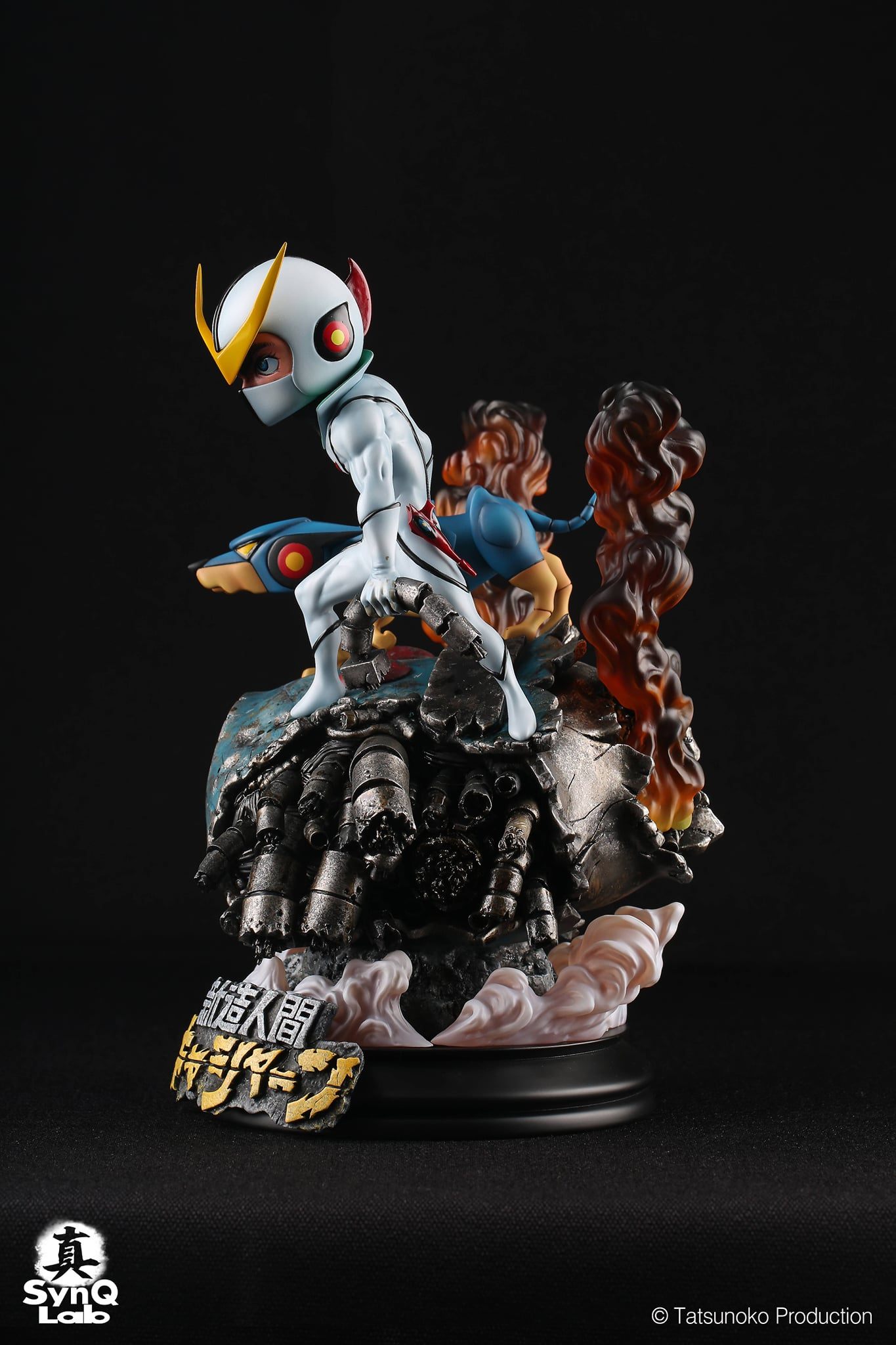 Link a Kyashan_SD Collectible Statue_SynQ-Lab- (9)