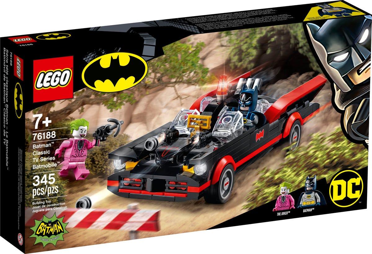Link a Lego_Classica Batmobile™ di Batman™ della serie TV – (1)