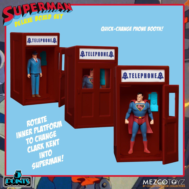Link a Mezco_5Points_SupermanSet_04