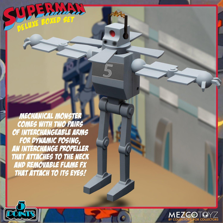 Link a Mezco_5Points_SupermanSet_06