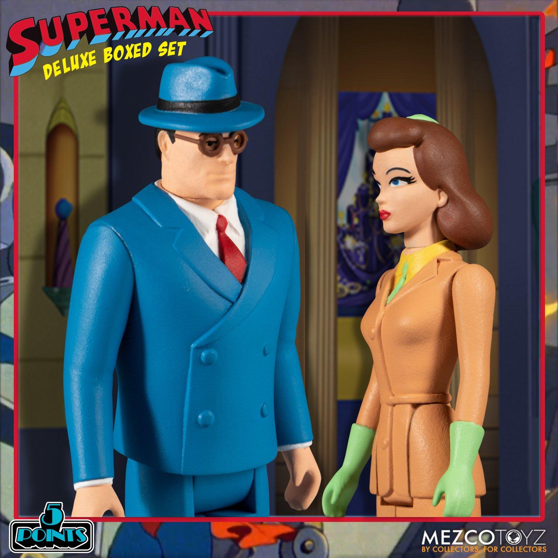 Link a Mezco_5Points_SupermanSet_09