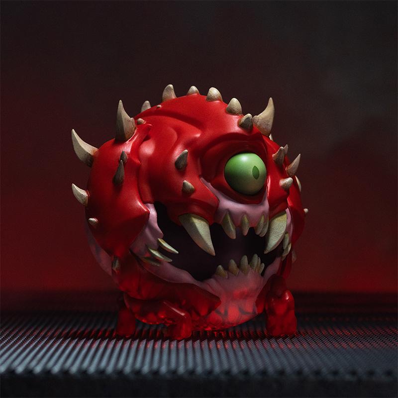 Link a Doom Eternal una collezione di figure super-deformed da Numskull – (12)