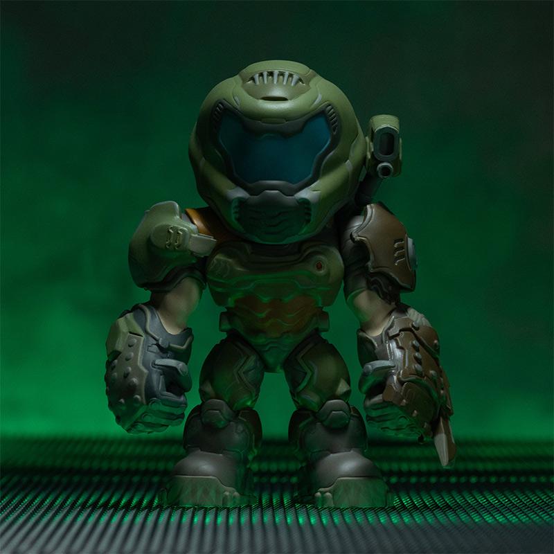 Link a Doom Eternal una collezione di figure super-deformed da Numskull – (13)