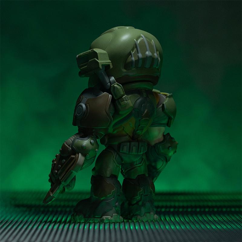 Link a Doom Eternal una collezione di figure super-deformed da Numskull – (15)