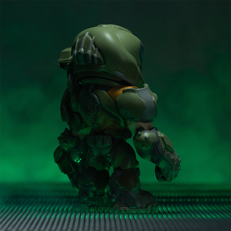Link a Doom Eternal una collezione di figure super-deformed da Numskull – (16)