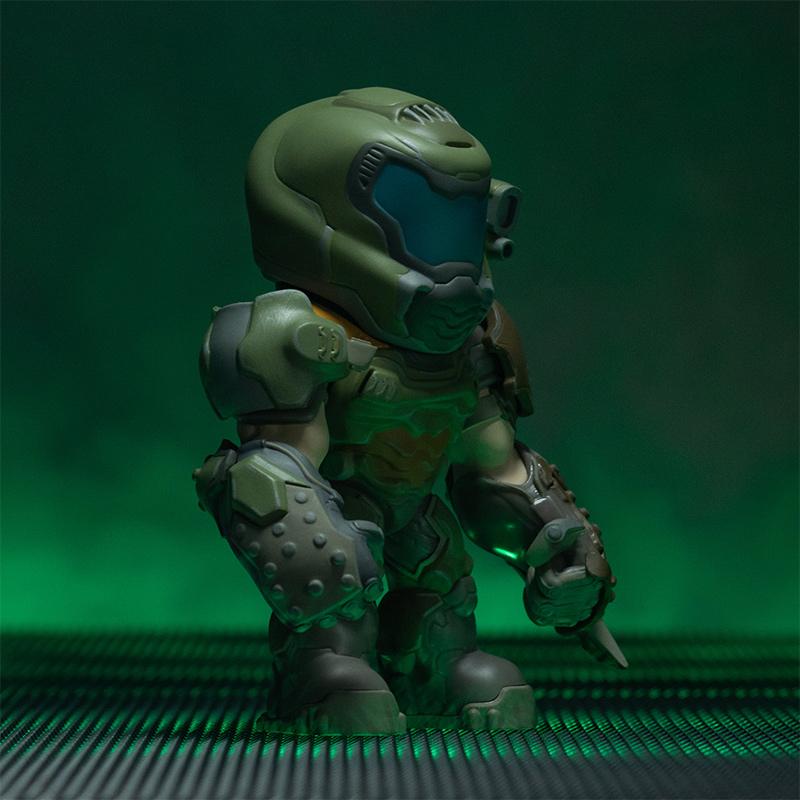 Link a Doom Eternal una collezione di figure super-deformed da Numskull – (17)