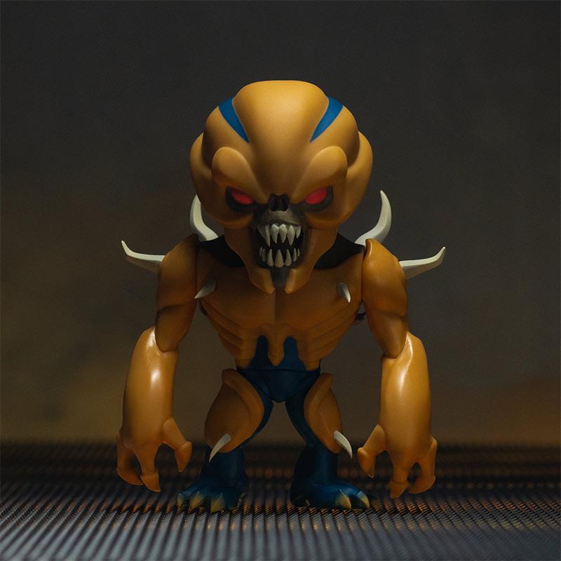 Link a Doom Eternal una collezione di figure super-deformed da Numskull – (19)