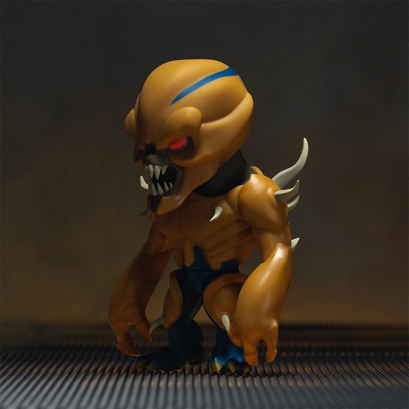 Link a Doom Eternal una collezione di figure super-deformed da Numskull – (20)