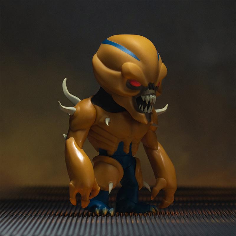 Link a Doom Eternal una collezione di figure super-deformed da Numskull – (23)