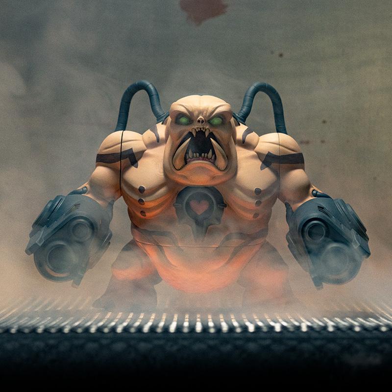 Link a Doom Eternal una collezione di figure super-deformed da Numskull – (24)