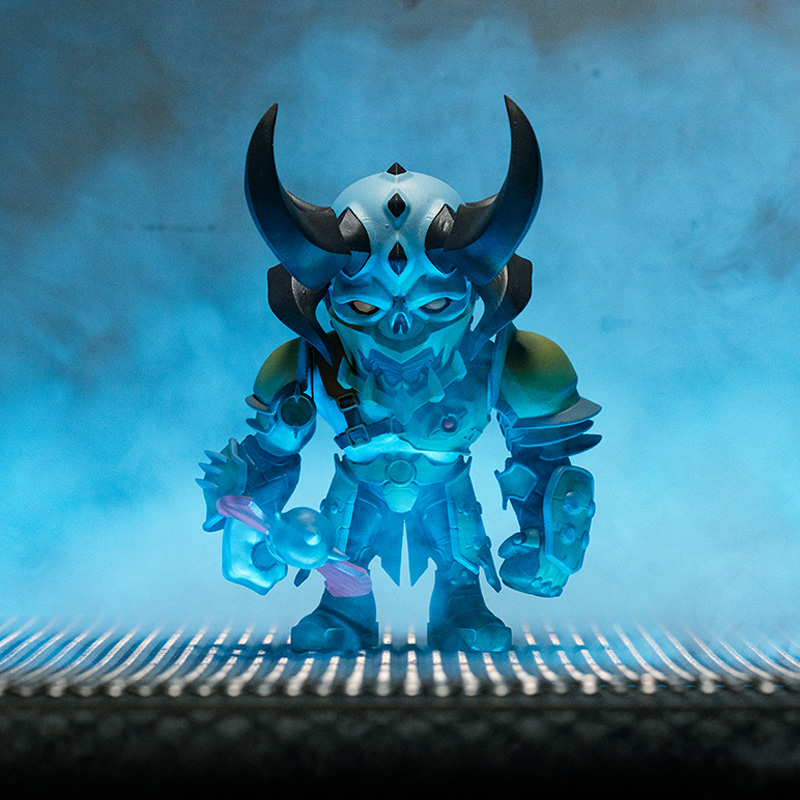 Link a Doom Eternal una collezione di figure super-deformed da Numskull – (25)