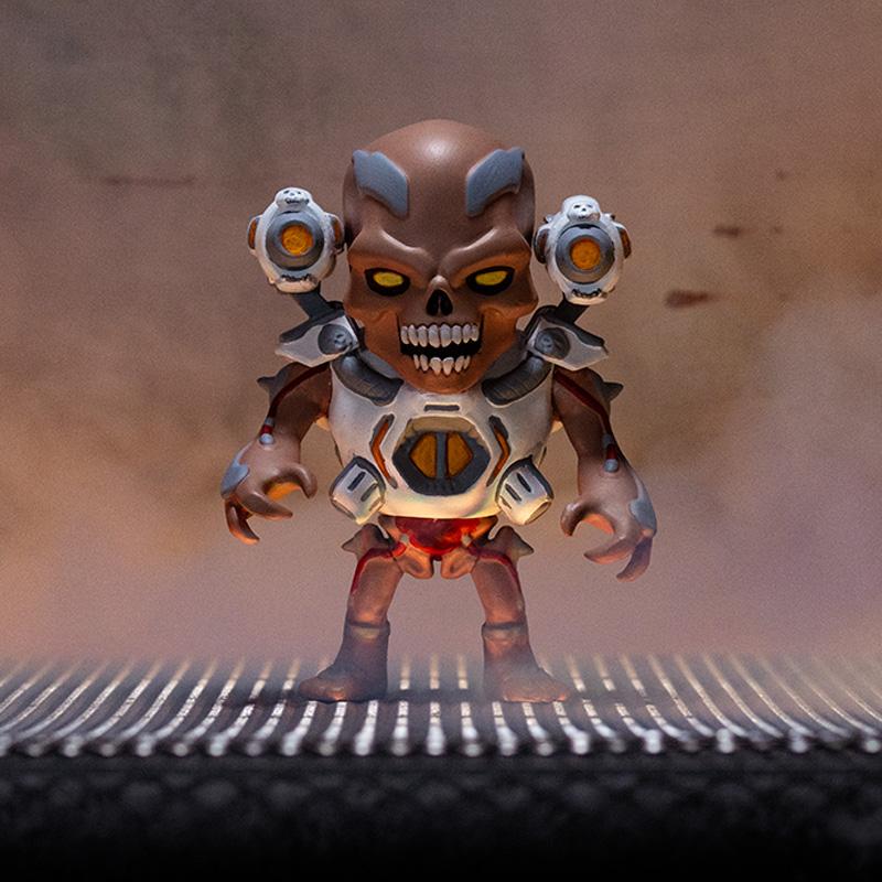 Link a Doom Eternal una collezione di figure super-deformed da Numskull – (27)