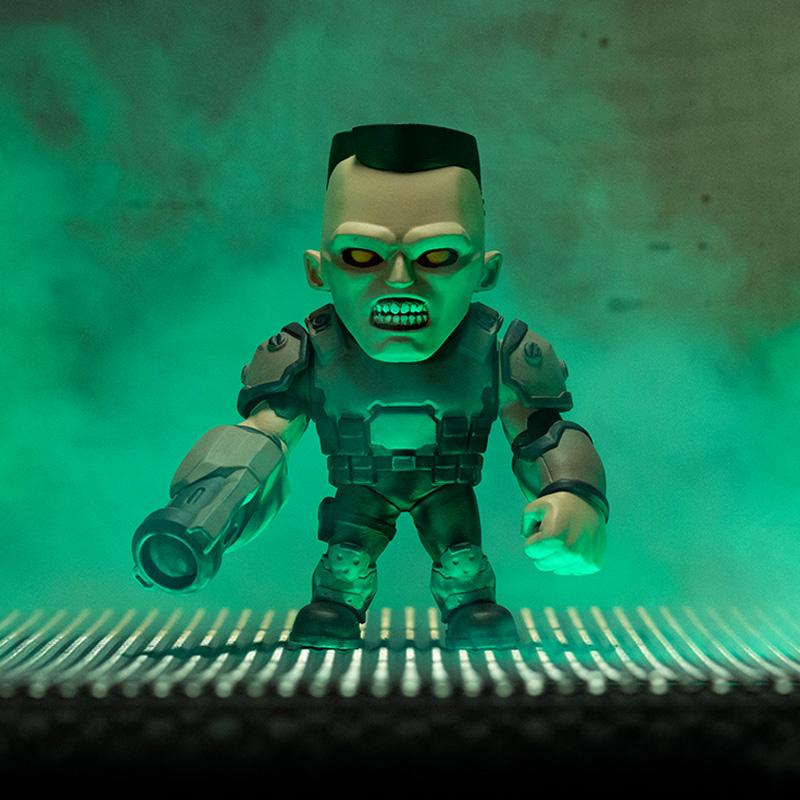 Link a Doom Eternal una collezione di figure super-deformed da Numskull – (28)