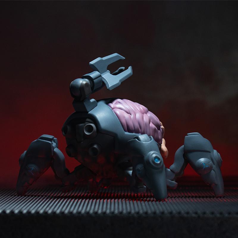 Link a Doom Eternal una collezione di figure super-deformed da Numskull – (4)