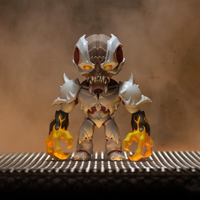 Link a Doom Eternal una collezione di figure super-deformed da Numskull – (6)