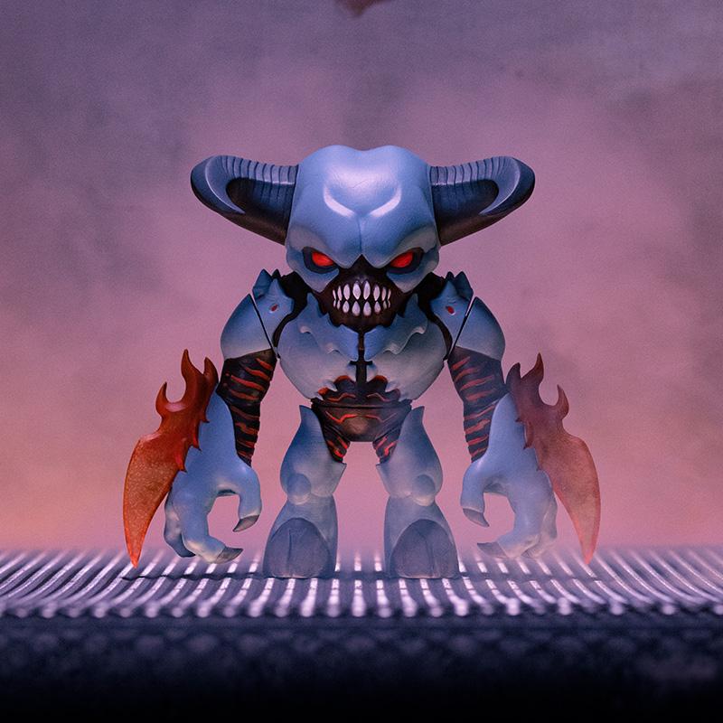 Link a Doom Eternal una collezione di figure super-deformed da Numskull – (7)