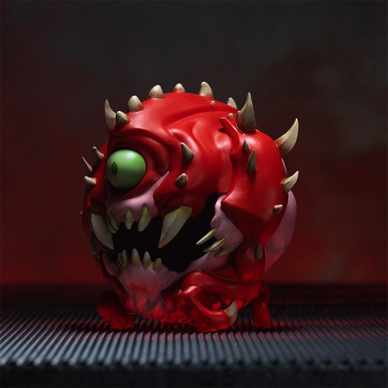 Link a Doom Eternal una collezione di figure super-deformed da Numskull – (9)