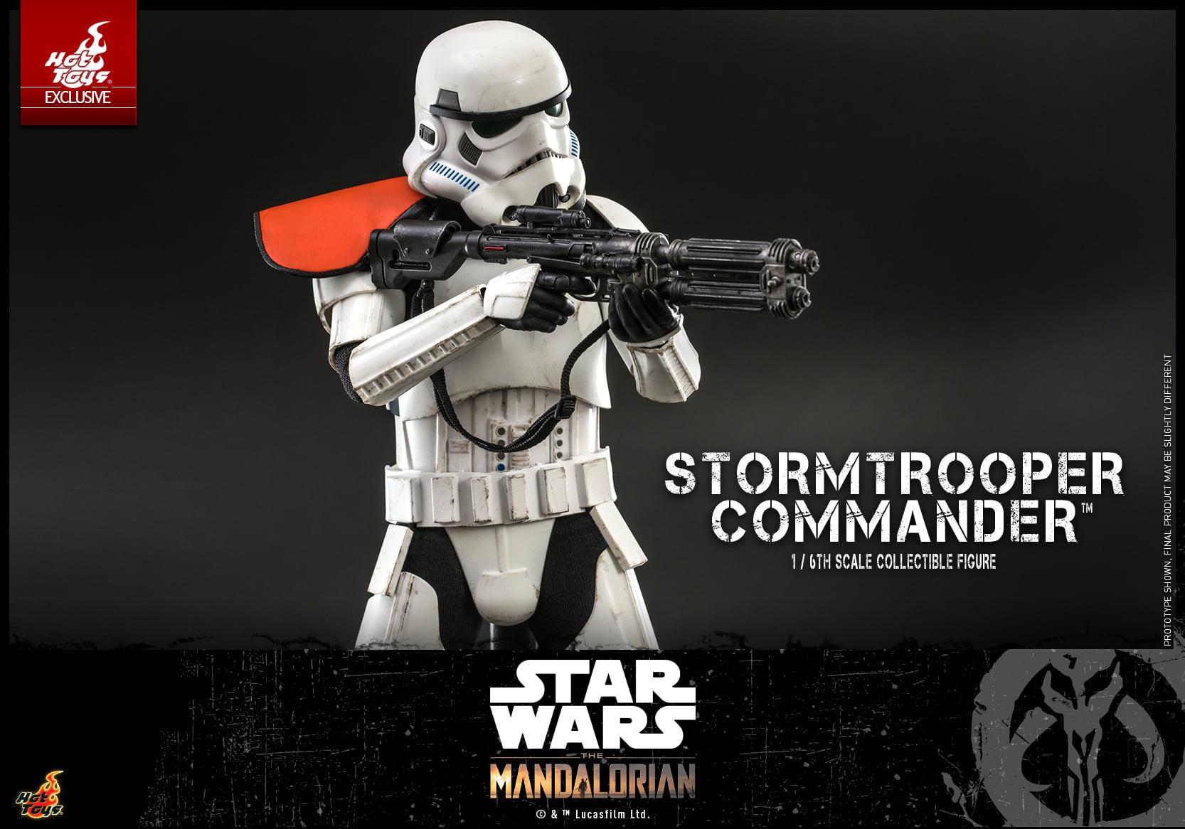 Link a Hot Toys Stromtrooper Commander da Star Wars The Mandalorian – (10)