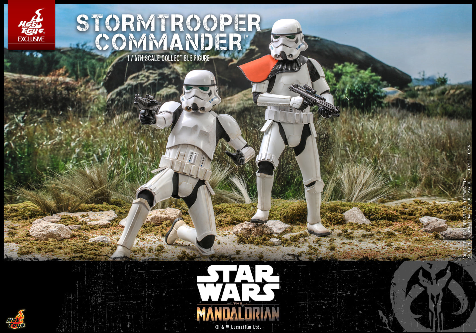 Link a Hot Toys Stromtrooper Commander da Star Wars The Mandalorian – (11)