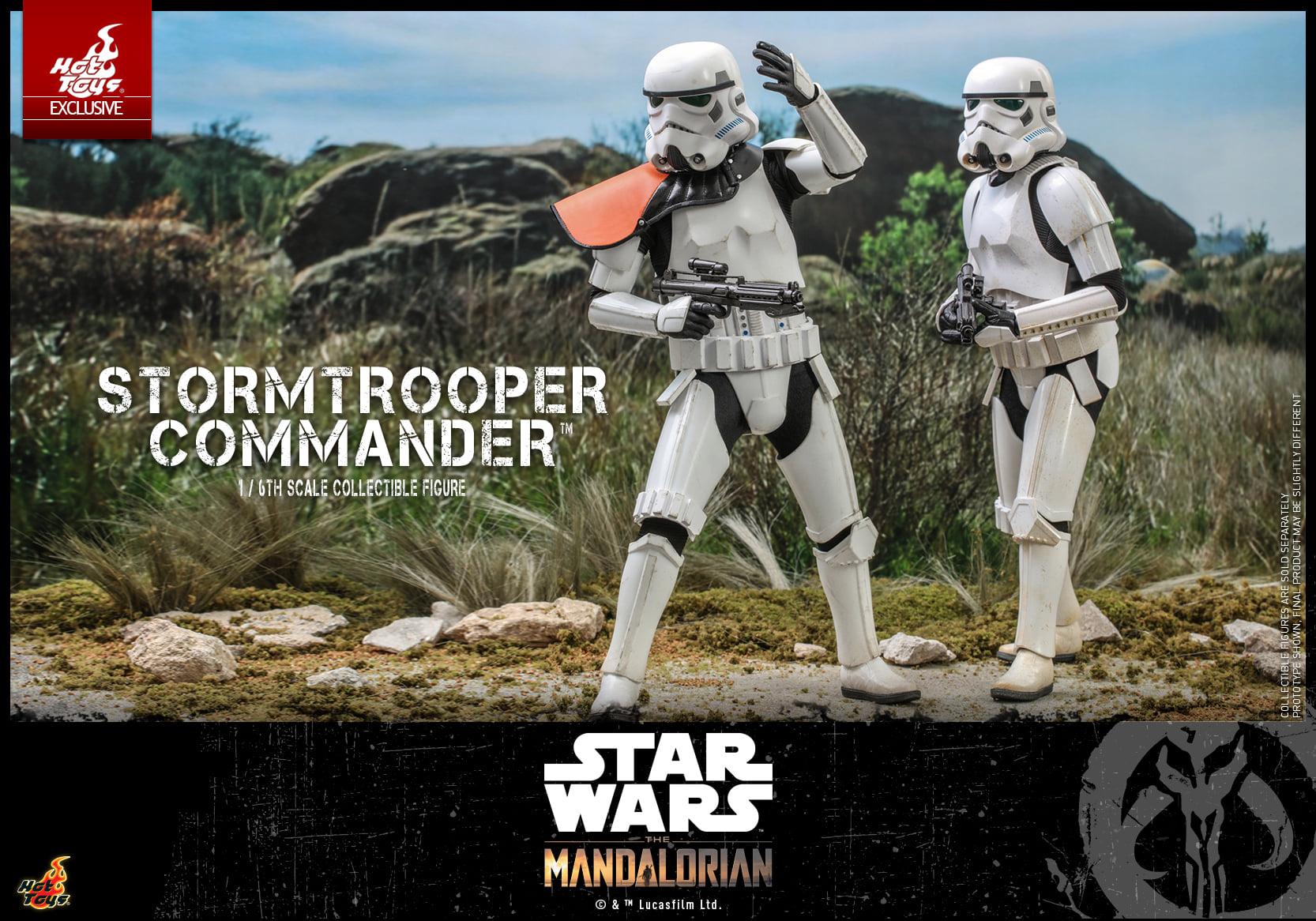 Link a Hot Toys Stromtrooper Commander da Star Wars The Mandalorian – (12)