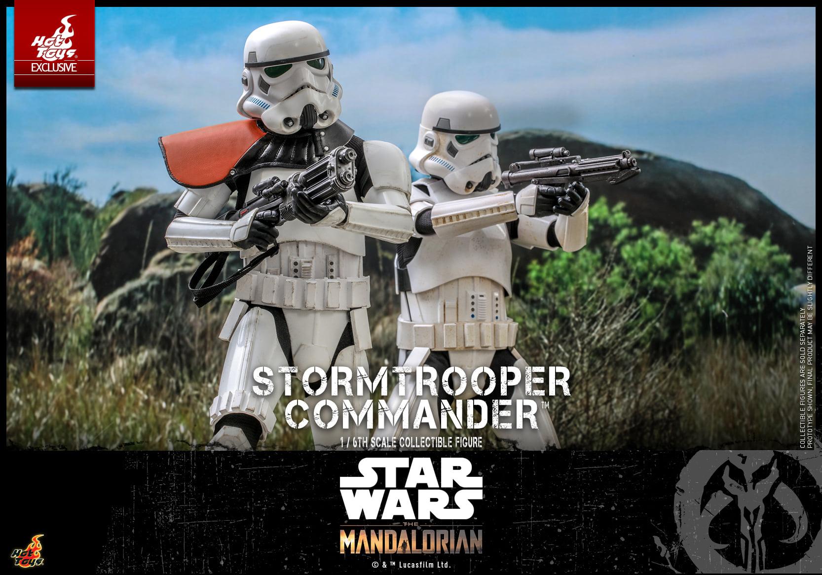 Link a Hot Toys Stromtrooper Commander da Star Wars The Mandalorian – (13)