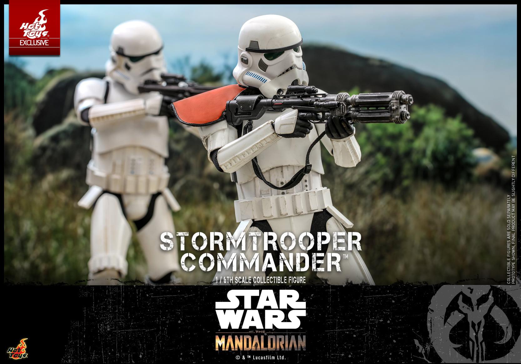 Link a Hot Toys Stromtrooper Commander da Star Wars The Mandalorian – (14)