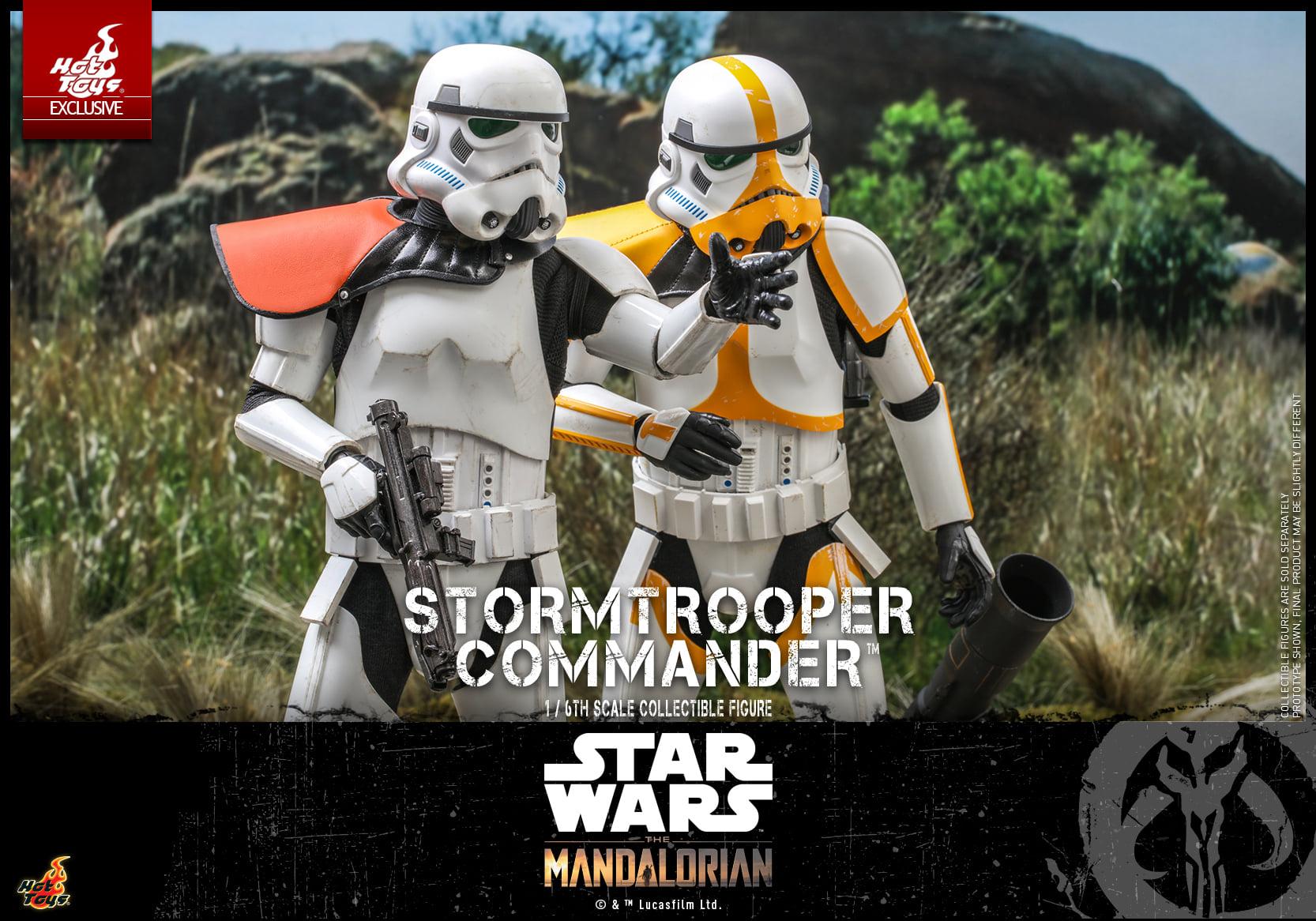 Link a Hot Toys Stromtrooper Commander da Star Wars The Mandalorian – (15)