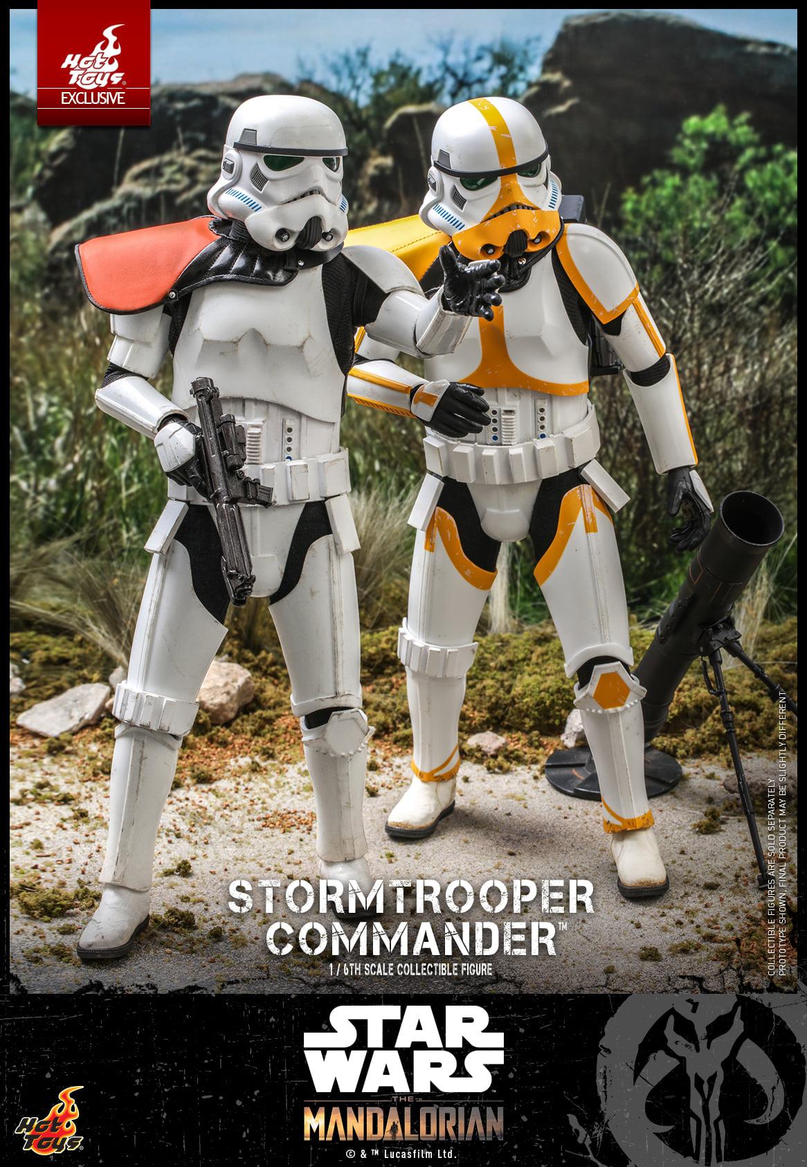 Link a Hot Toys Stromtrooper Commander da Star Wars The Mandalorian – (3)