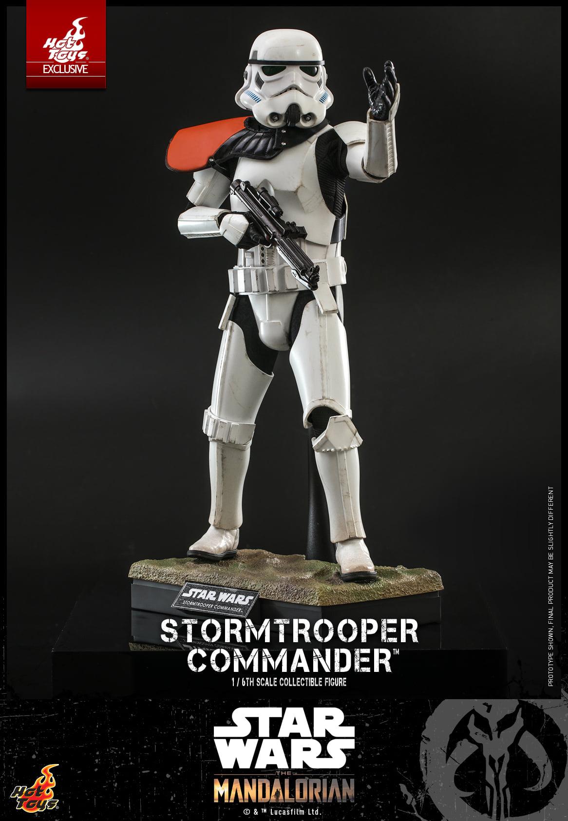 Link a Hot Toys Stromtrooper Commander da Star Wars The Mandalorian – (4)