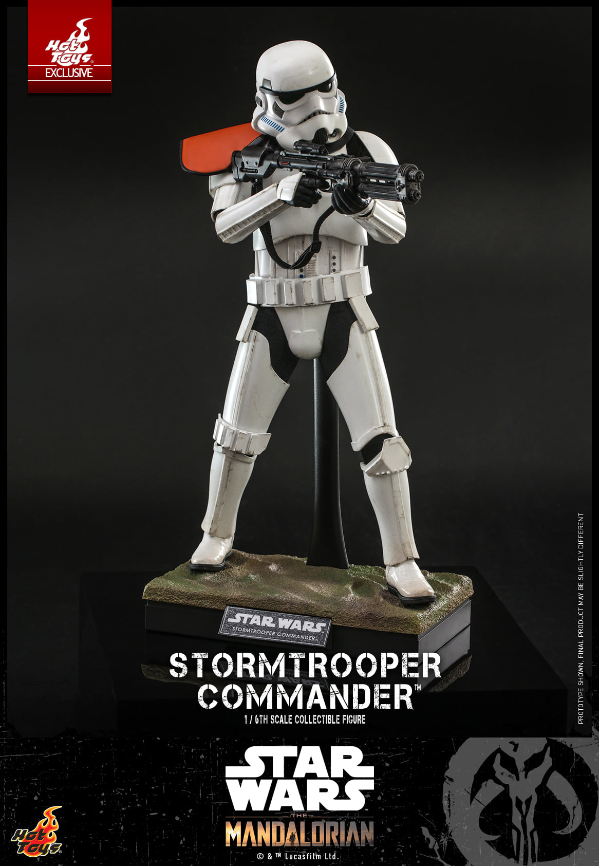 Link a Hot Toys Stromtrooper Commander da Star Wars The Mandalorian – (8)