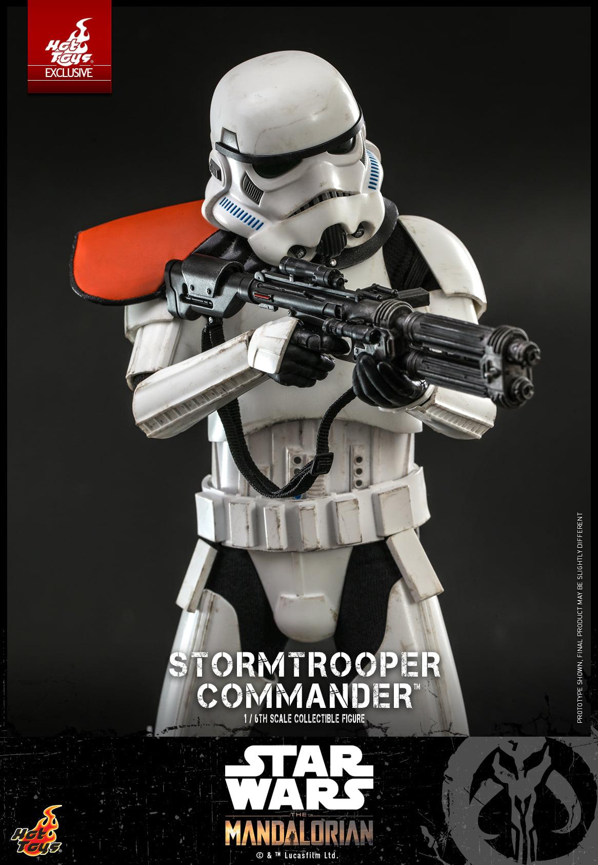 Link a Hot Toys Stromtrooper Commander da Star Wars The Mandalorian – (9)