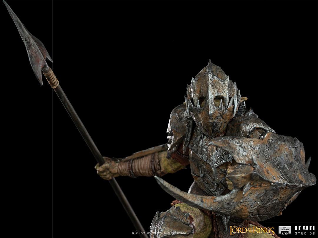 Link a Iron Studios 3 statue per gli Orchetti da Il Signore degli Anelli – (1)