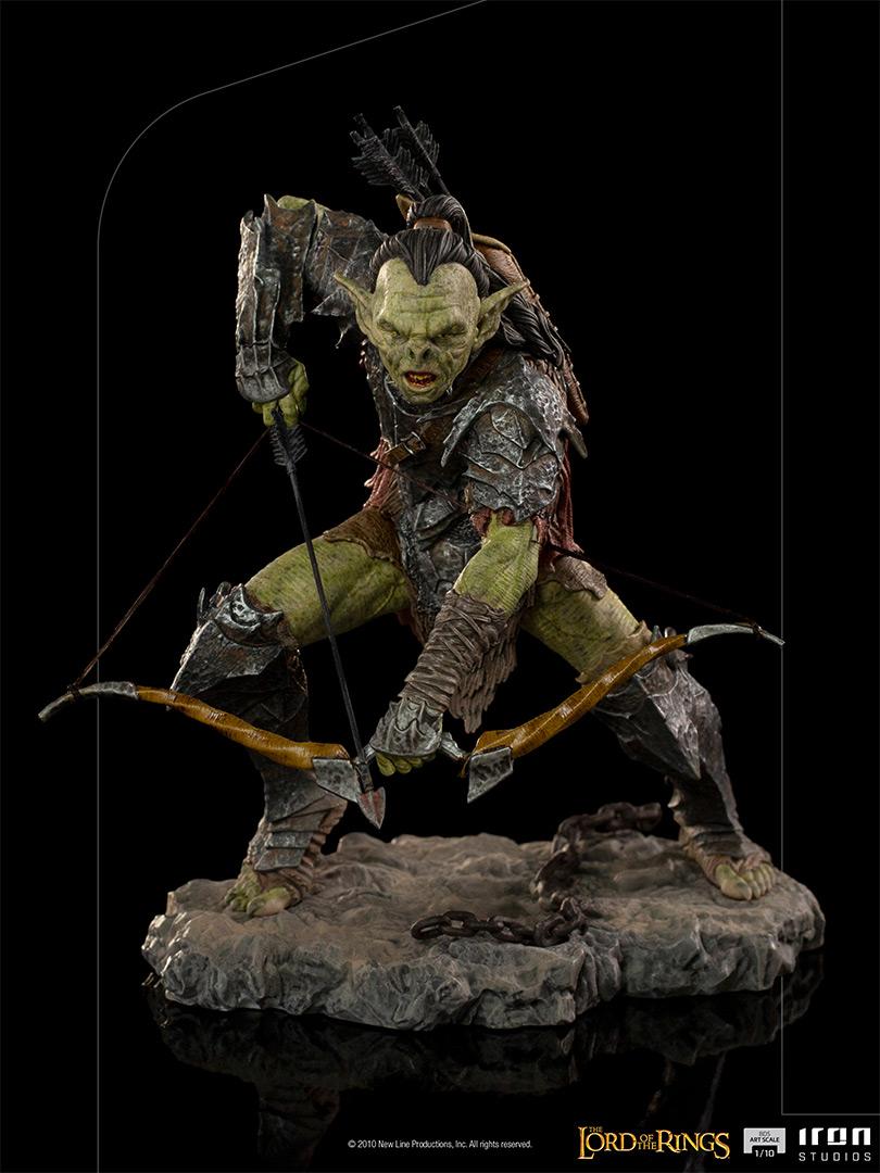 Link a Iron Studios 3 statue per gli Orchetti da Il Signore degli Anelli – (10)