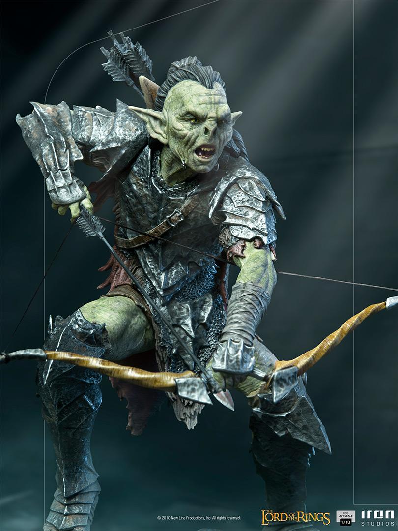 Link a Iron Studios 3 statue per gli Orchetti da Il Signore degli Anelli – (12)