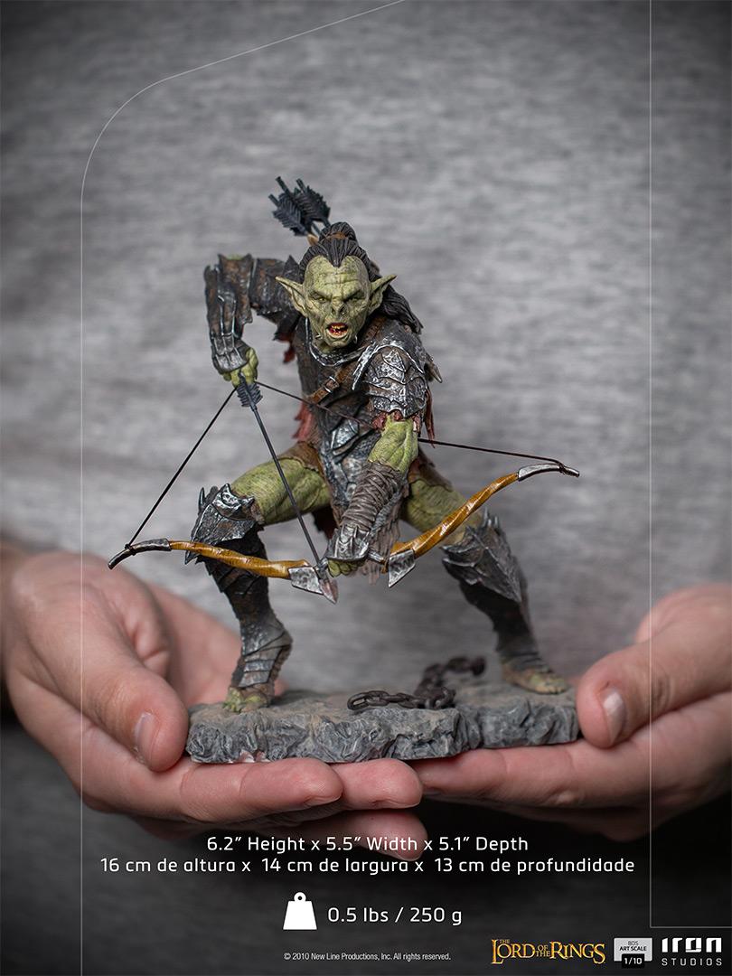 Link a Iron Studios 3 statue per gli Orchetti da Il Signore degli Anelli – (13)