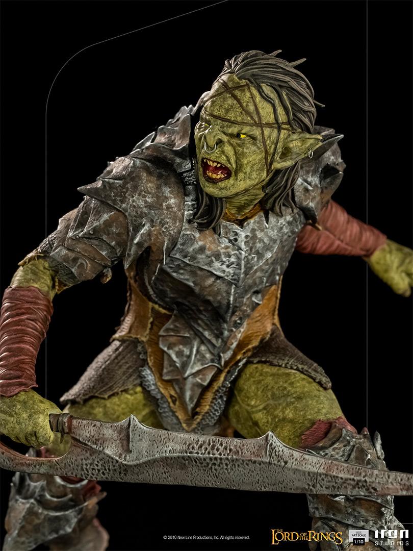 Link a Iron Studios 3 statue per gli Orchetti da Il Signore degli Anelli – (14)