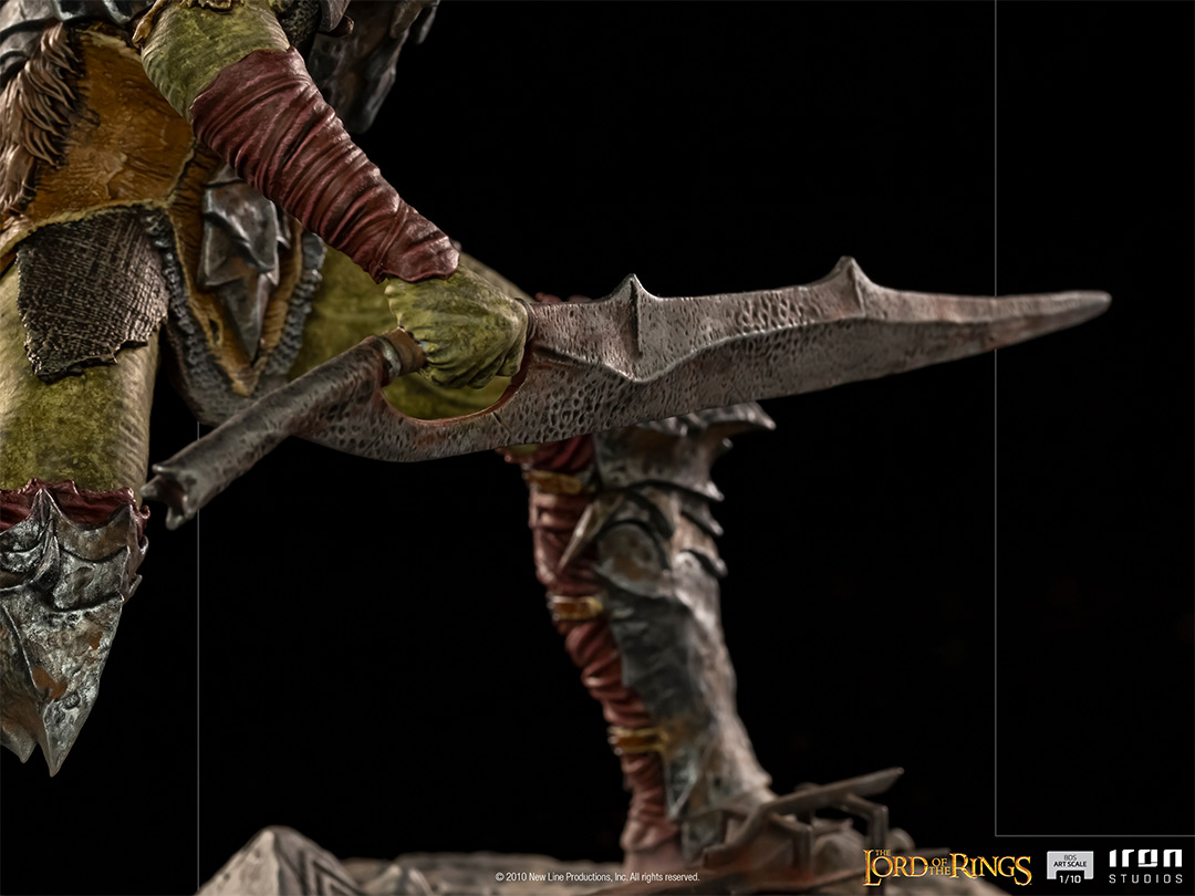 Link a Iron Studios 3 statue per gli Orchetti da Il Signore degli Anelli – (15)