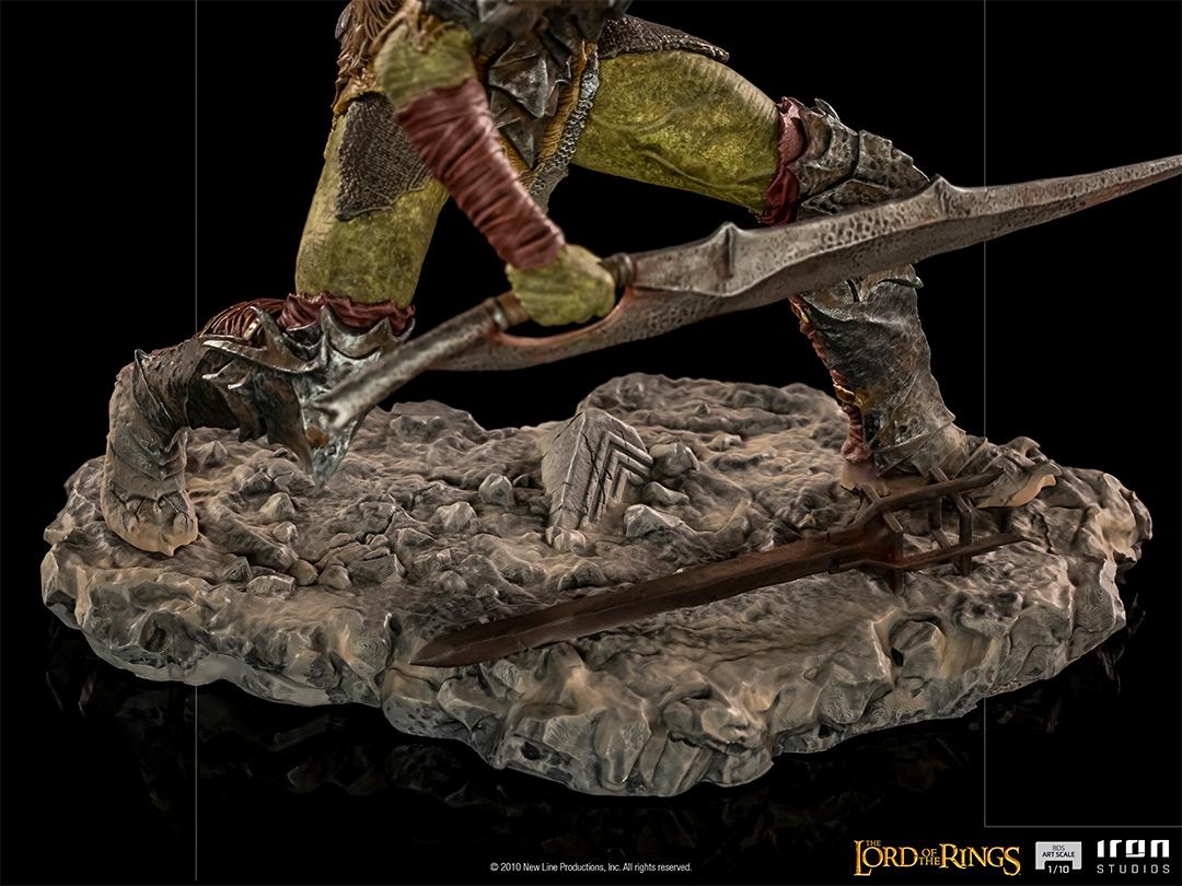 Link a Iron Studios 3 statue per gli Orchetti da Il Signore degli Anelli – (16)